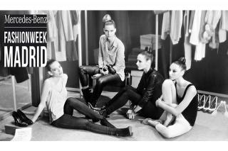 Hoy visitaremos la Mercedes Benz Madrid Fashion Week.