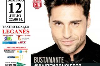 Cadena DIAL Madrid Sur 92.1 FM te invita a conocer a David Bustamante