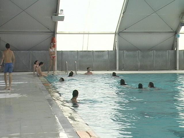 La piscina ol mpica de fuenlabrada ser madrid sur for Piscina olimpica madrid