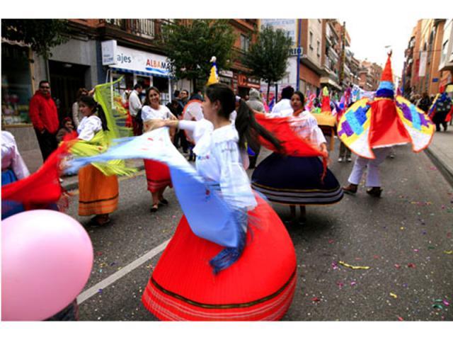 Las fiestas de ecuador llegan este fin ser madrid sur for Eventos en madrid este fin de semana