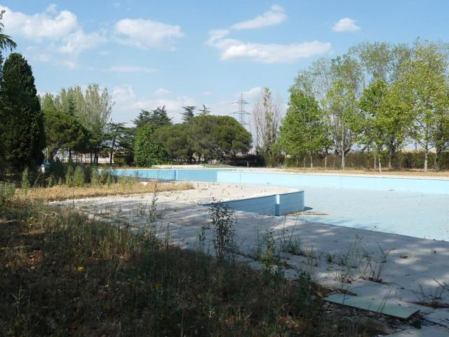 uleg pide que la piscina solagua de ser madrid sur