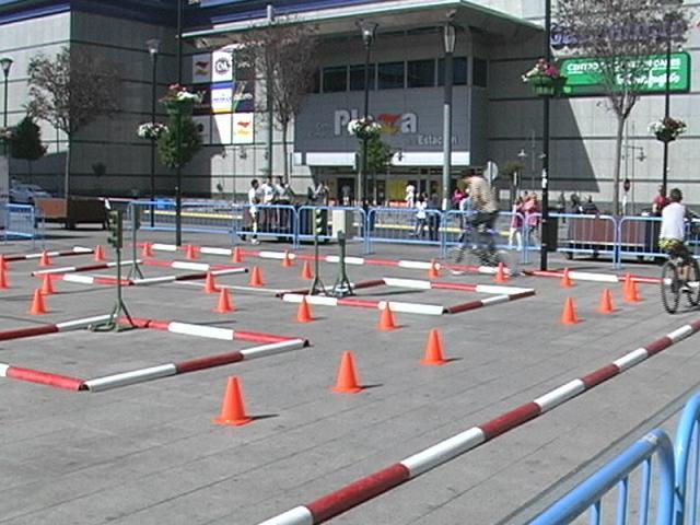 Circuito Vial : El nuevo circuito de seguridad vial ser madrid sur