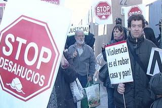 Desconvocado el desahucio previsto en una vivienda de la calle Extremadura de Getafe