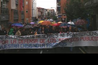 Los sindicatos CCOO y UGT en el sur de Madrid convocan una manifestación el 8 de noviembre en Getafe