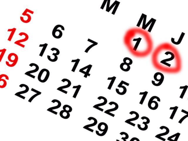 Marca Calendario.El Calendario De 2013 Marca 12 Dias Ser Madrid Sur