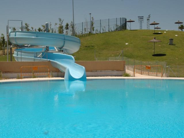 el s bado abrir la piscina de agua ser madrid sur