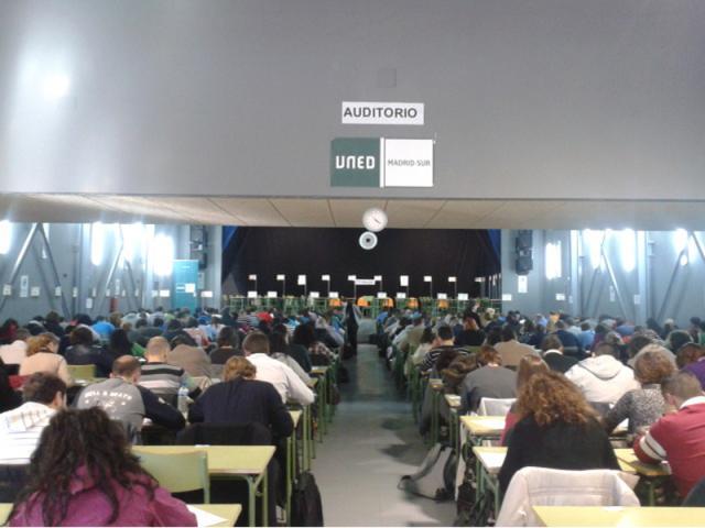 M s de alumnos de la uned ser madrid sur for Centro asociado de madrid