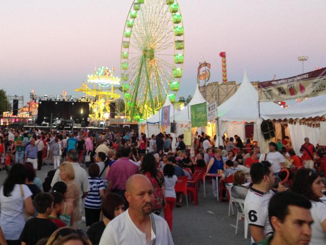 La fiestas del agua vuelven este fin de ser madrid sur for Eventos en madrid este fin de semana