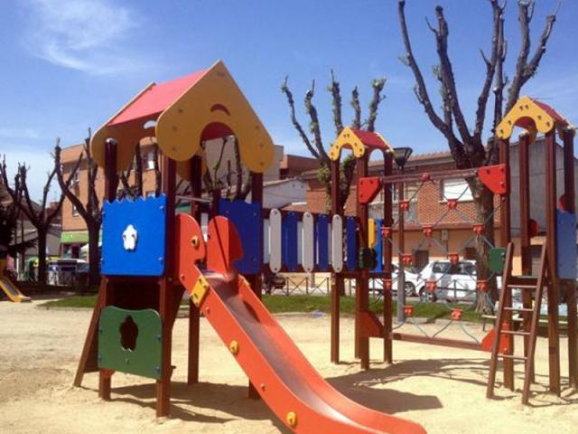 Construir parque infantil parques infantiles nuevos - Construir parque infantil ...
