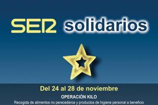 """SER Madrid Sur (94.4 FM) organiza la IV edición de """"SER Solidarios-Pinto"""""""