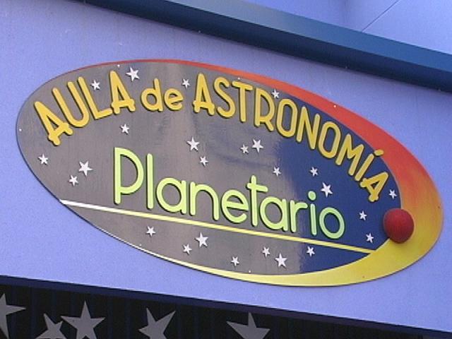 Resultado de imagen de aula de astronomía de fuenlabrada