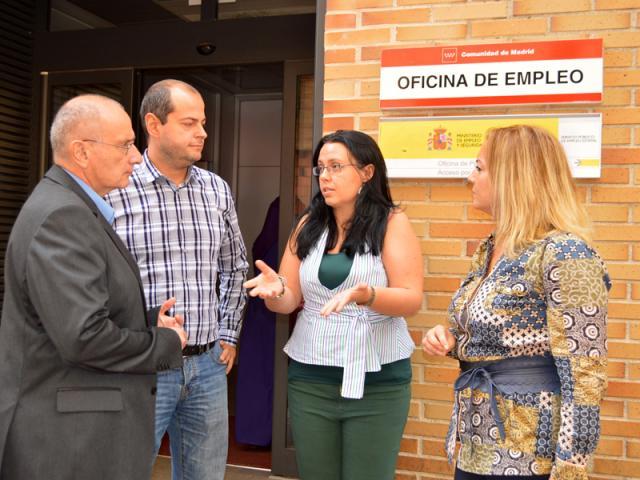 Las tres oficinas de empleo de parla ser madrid sur - Oficina de empleo sepe ...