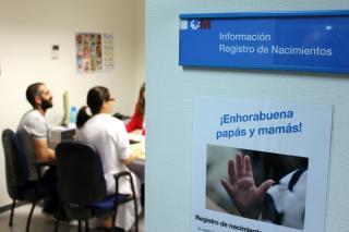 El hospital de parla tambi n cuenta ya ser madrid sur for Oficina registro madrid