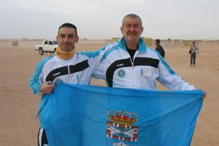 Un atleta de Leganés partirá este jueves rumbo al Sáhara para  participar en el maratón de la solidaridad.