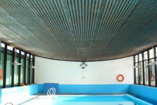 La piscina municipal cubierta de pinto ser madrid sur for Piscina municipal pinto
