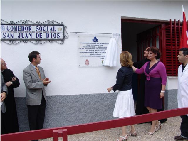 El primer comedor social de ciempozuelos ser madrid sur - Comedor social de triana ...