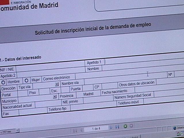 Todo El Proceso De Demanda De Empleo Ya Ser Madrid Sur